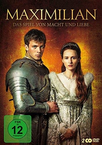 Maximilian - Das Spiel von Macht und Liebe 2 DVDs