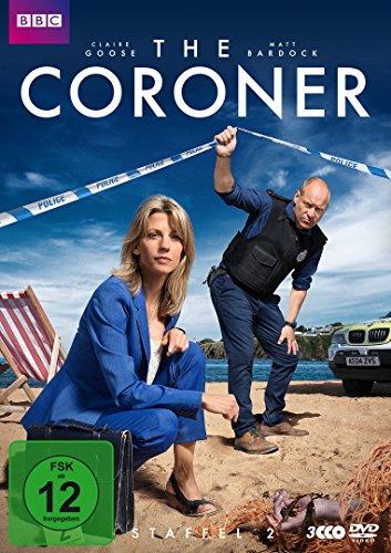 The Coroner Staffel 2 (3 DVDs)