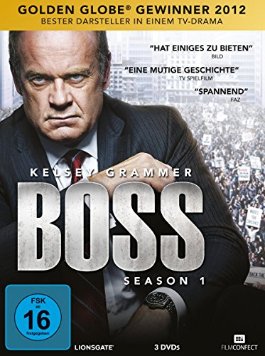Boss Staffel 1 (3 DVDs)