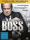 Boss - Staffel 1 (3 DVDs)