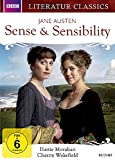 Jane Austen: Sense & Sensibility (Literatur Classics) (2 DVDs)
