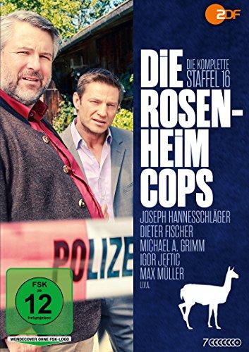 Die Rosenheim Cops Staffel 16 (7 DVDs)