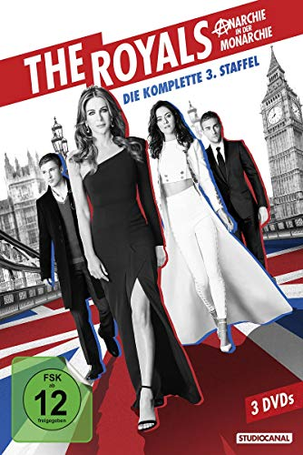 The Royals Staffel 3 (3 DVDs)