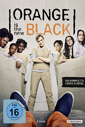 Orange is the New Black Staffel 4 (5 DVDs)