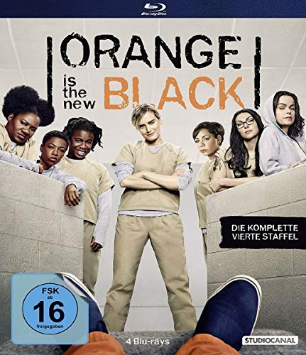 Orange is the New Black Staffel 4 [Blu-ray]