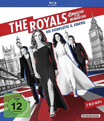 The Royals Staffel 3 [Blu-ray]