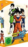 Dragonball Z Kai - Box 8 (Episoden 115-133) (4 DVDs)