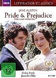 Jane Austen: Pride & Prejudice (Literatur Classics) (2 DVDs)