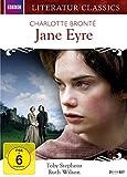 Charlotte Brontë: Jane Eyre (Literatur Classics) (2 DVDs)