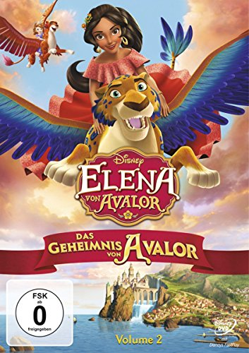 Elena von Avalor, Vol. 2: Das Geheimnis von Avalor