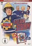 Feuerwehrmann Sam - Helden im Sturm - Kinofilm + CD-Hörspiel (Limited Edition)