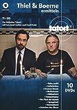 Tatort Münster - Thiel und Boerne ermitteln: Fall 11-20 (10 DVDs)