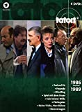 Tatort - 80er Box, Vol. 3 (1986-1989) (4 DVDs)
