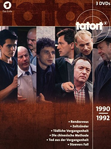 Tatort 90er Box, Vol. 1 (1990-1992) (3 DVDs)