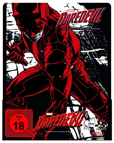 Marvel's Daredevil Staffel 2 (Limited Edition Steelbook) [Blu-ray]