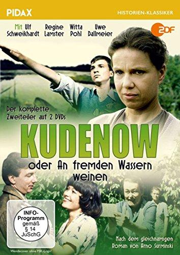 Kudenow oder An fremden Wassern weinen 2 DVDs