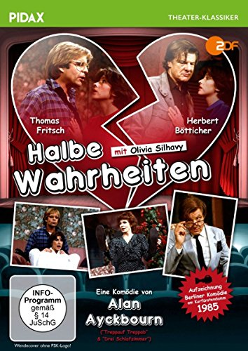 Halbe Wahrheiten (Pidax Theater-Klassiker)