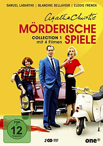 Agatha Christie - Mörderische Spiele: Collection 1 (2 DVDs)