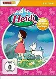 Heidi und ihre Tiere in den Bergen