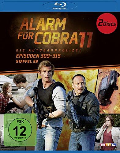 Alarm für Cobra 11 Staffel 39 [Blu-ray]