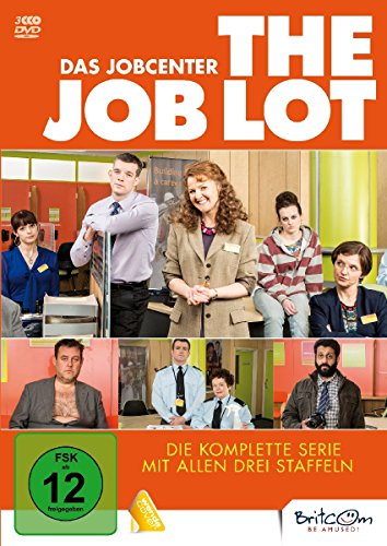 The Job Lot - Das Jobcenter: Die komplette Serie (3 DVDs)