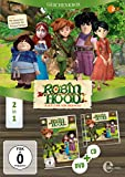 Robin Hood - Schlitzohr von Sherwood: Die Schatzkiste (Geschenkbox mit DVD + Hörspiel)