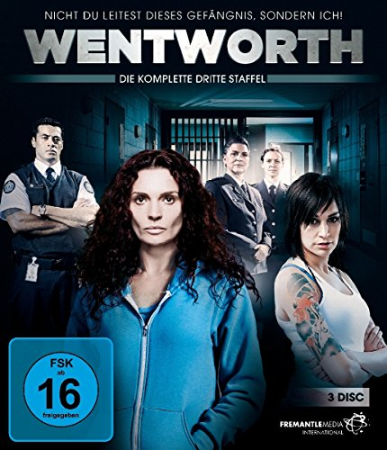 Wentworth Staffel 3 [Blu-ray]