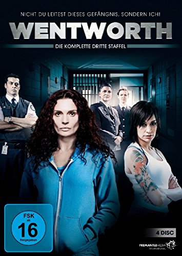 Wentworth Staffel 3 (4 DVDs)