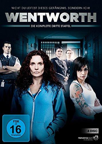Wentworth Staffel 3 (4 DVDs)