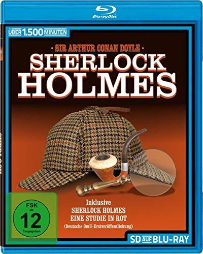 Sherlock Holmes SD auf Blu-ray