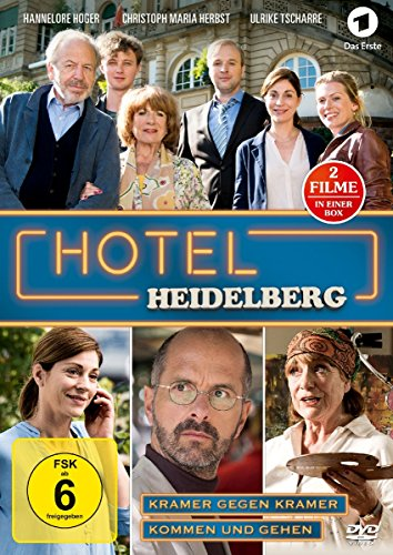 Hotel Heidelberg Kramer gegen Kramer / Kommen und Gehen