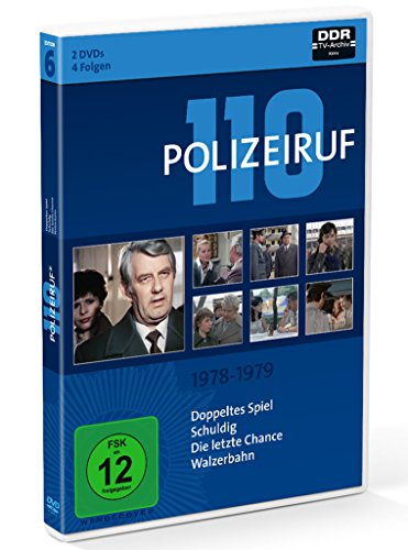 Polizeiruf 110 Box 6: 1978-1979 (2 DVDs)