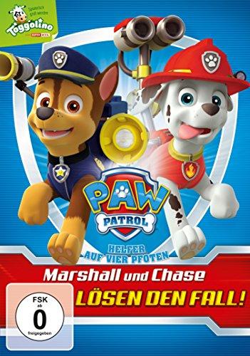 Paw Patrol Marshall und Chase lösen den Fall