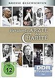 Berühmte Ärzte der Charité (DDR TV-Archiv) (4 DVDs)