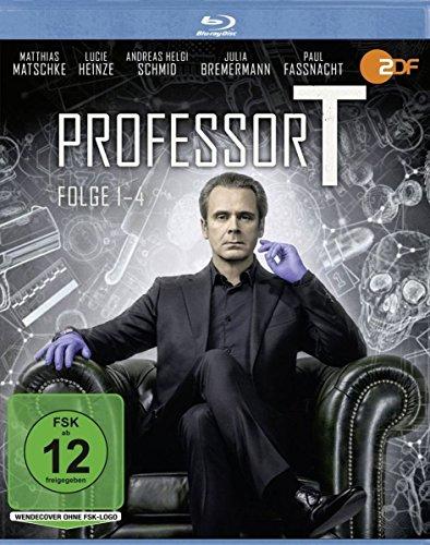 Professor T. Vol. 1 (Folge 1-4) [Blu-ray]