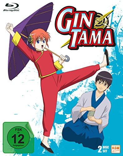 Gintama Box 2 (Episode 14-24) [Blu-ray]