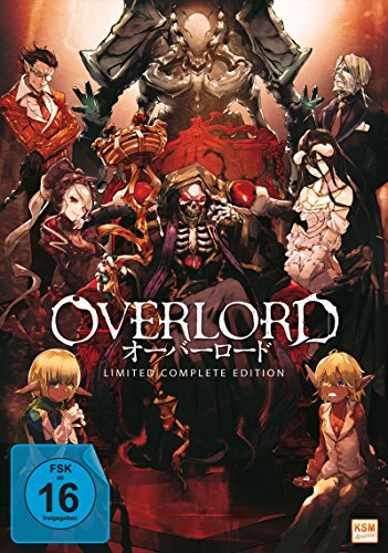 Overlord (Limited Complete Edition) (3 DVDs)