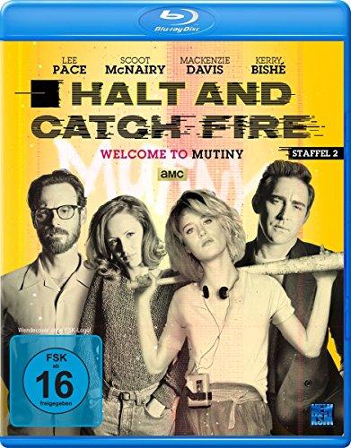 Halt and Catch Fire Staffel 2 [Blu-ray]