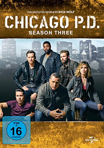 Chicago P.D. Staffel 3 (6 DVDs)