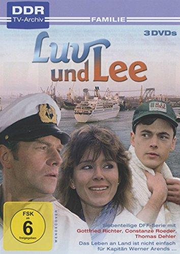 Luv und Lee (DDR TV-Archiv) (3 DVDs) DDR TV-Archiv (3 DVDs)