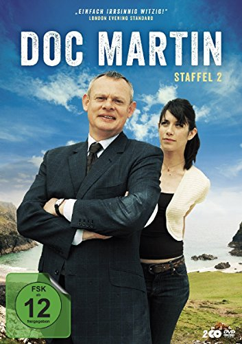 Doc Martin Staffel 2 (2 DVDs)