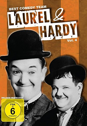 Laurel & Hardy Vol. 4: Best Of Comedy