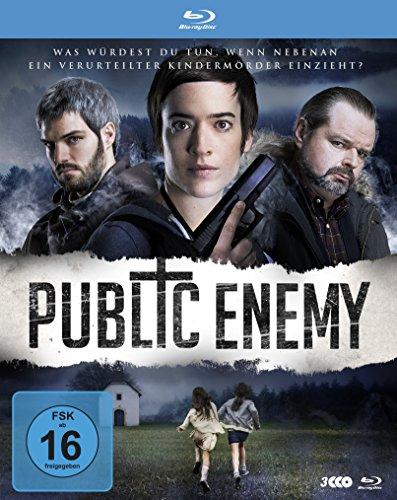 Public Enemy Staffel 1 [Blu-ray]
