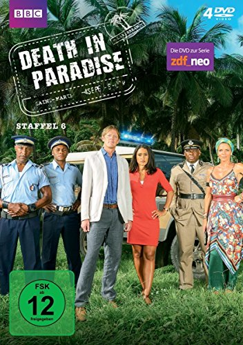 Death in Paradise Staffel 6 (4 DVDs)