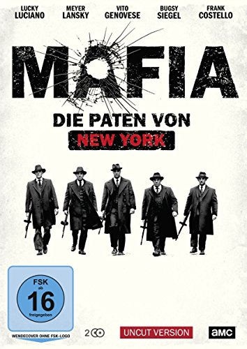 Mafia - Die Paten von New York (Uncut Version) (2 DVDs) Uncut Version (2 DVDs)