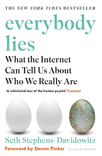 Everybody Lies — Seth Stephens-Davidowitz