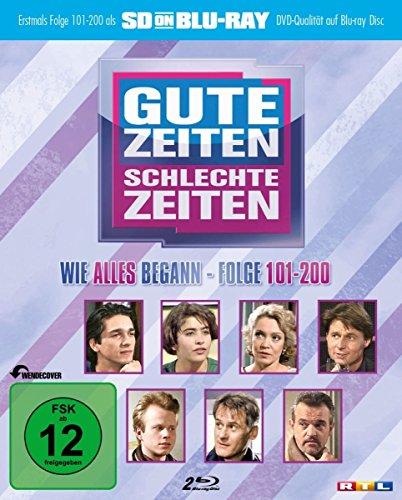 Gute Zeiten, schlechte Zeiten Wie alles begann, Vol. 2: Folge 101-200 [SD on Blu-ray]