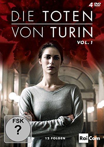 Die Toten von Turin 4 DVDs