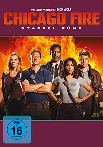 Chicago Fire Staffel 5 (6 DVDs)