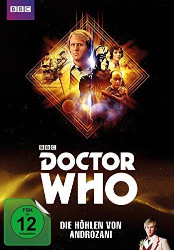 Doctor Who Fünfter Doctor: Die Höhlen von Androzani (2 DVDs)